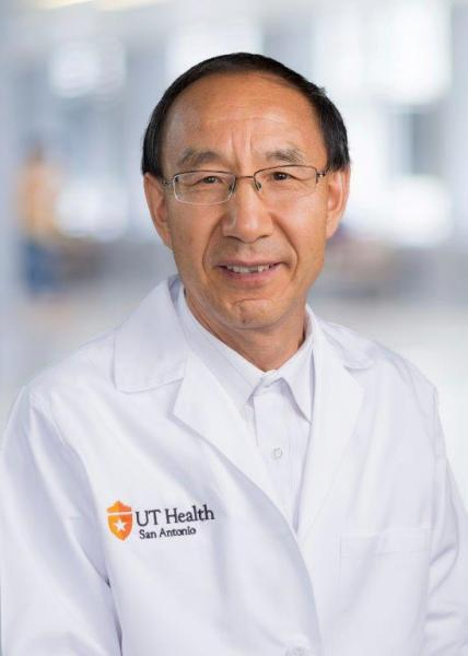 Photo of Dr. Senlin Li
