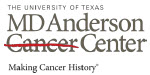 The University of Texas MD Anderson Cancer Center Logo
