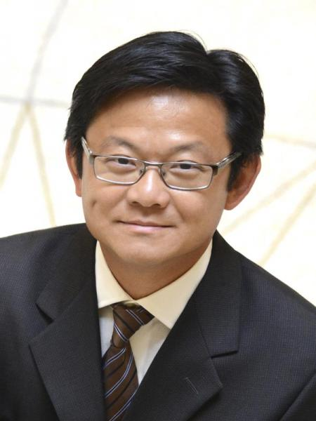 Photo of Dr. Yufei Huang