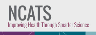 NCATS Improving Health Through Smarter Science Logo
