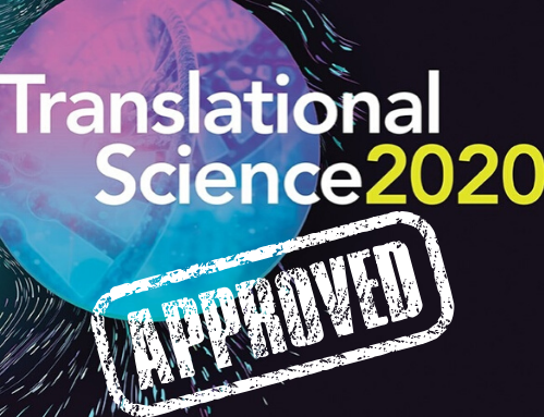 Translational Science 2020 Event Graphic
