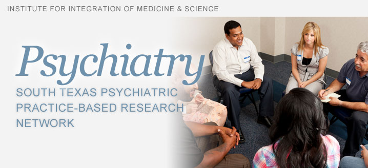 South Texas Psychiatry Practice-Based Research Network